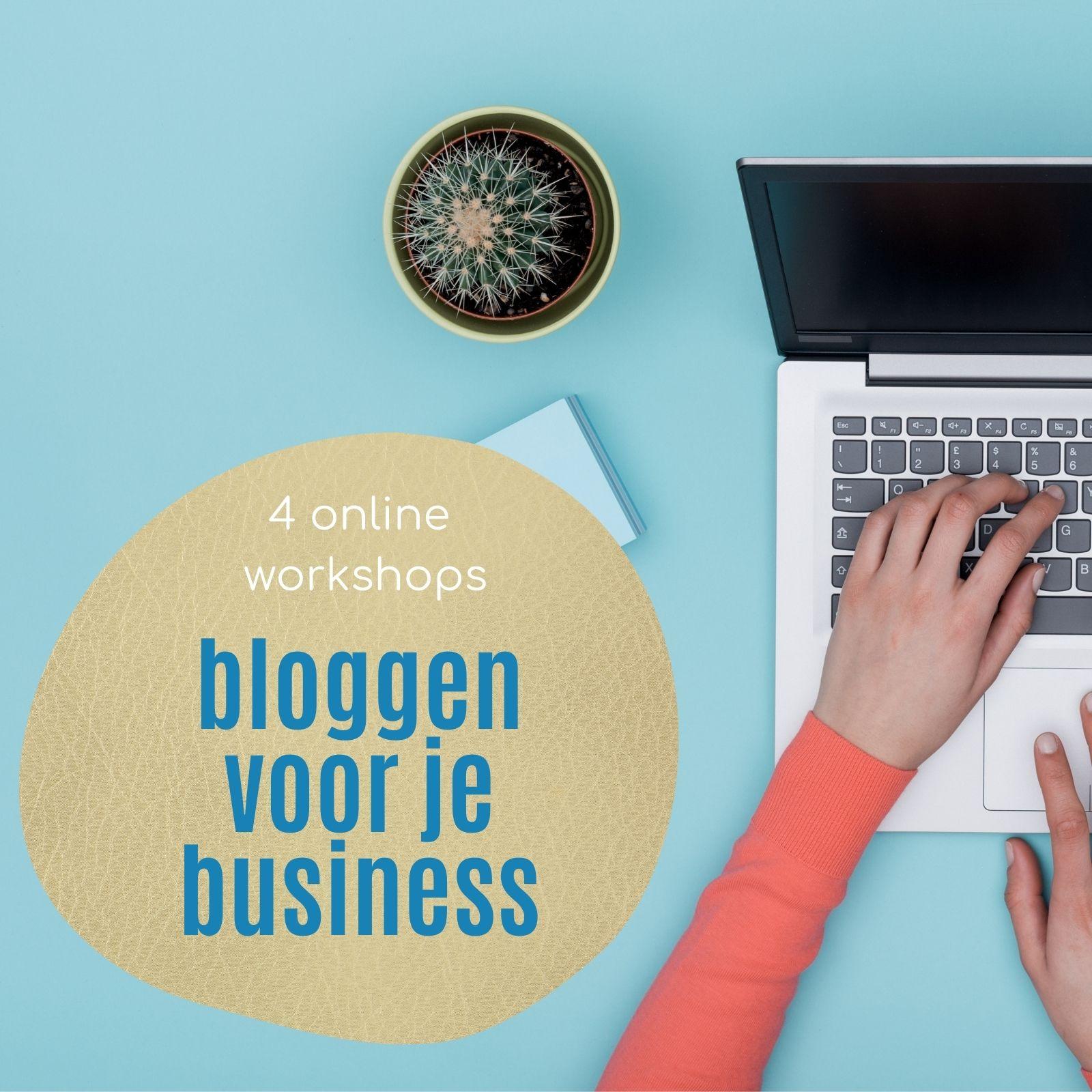 Bloggen voor je business