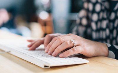 Inspiratie voor een blog, waar vind ik dat?