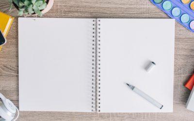 Acht tips om te bloggen zonder te schrijven