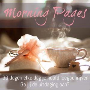 Morning Pages 30 dagen challenge
